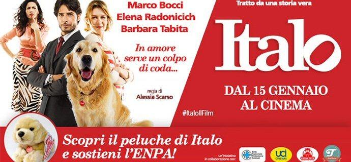 Italo e ENPA: sabato 10 gennaio ci vediamo all'UCI di Lissone!
