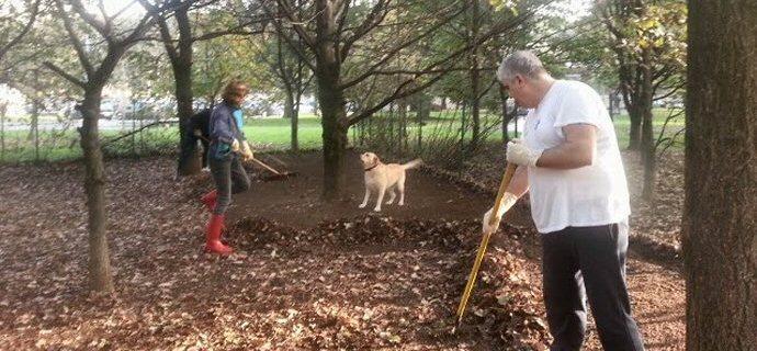 Adottata un'area cani a Cinisello