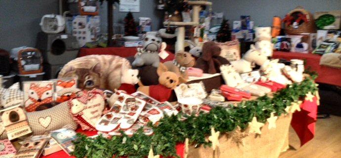 Il mercatino di Natale al canile di Monza!