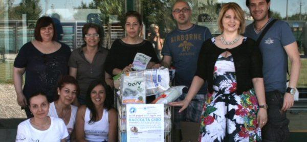 Termina la raccolta cibo in ricordo di Juve