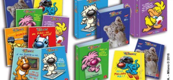 Dopo il diario arrivano i quaderni degli Amici Cucciolotti!