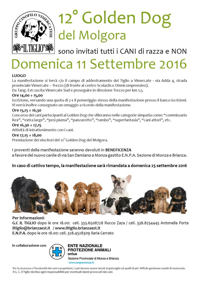 Buon Natale Cani Della Biscia.Home Enpa Monza Pagina 4