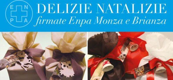 Tornano i dolci natalizi ENPA!