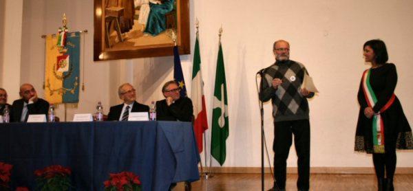 Civiche Benemerenze a Muggiò: premiato anche Sergio Banfi dell'ENPA di Monza e Brianza.