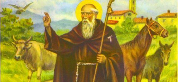 Domenica 15 gennaio: ad Agrate la 1° benedizione degli animali di Santo'Antonio Abate.