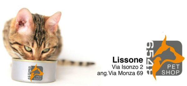 """Sabato 8 aprile: torna la raccolta alimentare al """"Pet Shop"""" di Lissone."""