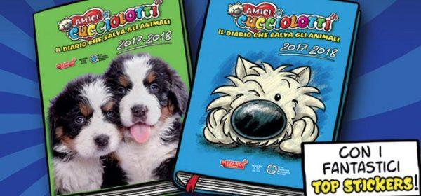 Il diario degli Amici Cucciolotti vi aspetta!