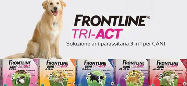 Frontline Tri-Act, facciamo chiarezza.