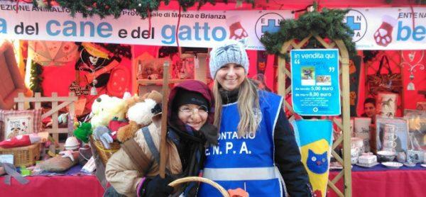 Appuntamento sabato 6 gennaio a Monza con la Befana degli Animali.