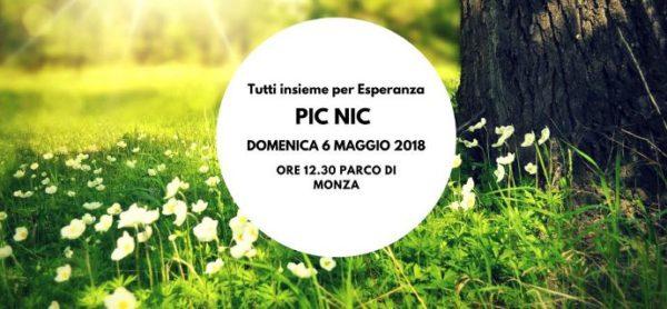 Countdown al picnic di domenica 6 maggio!