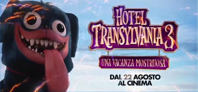 Hotel Transylvania 3 Warner Bros Ed Enpa Insieme Contro L