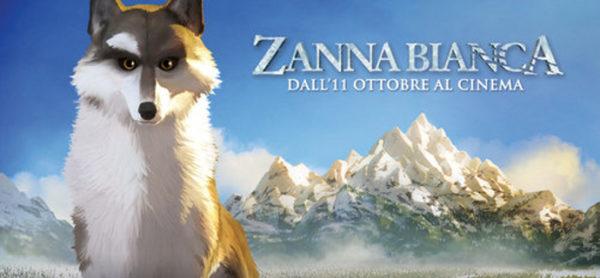 Zanna Bianca portavoce delle Giornate degli Animali ENPA!