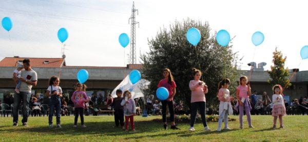 Una festa sotto il sole! Un altro successo per la giornata dedicata agli animali al rifugio di Monza.