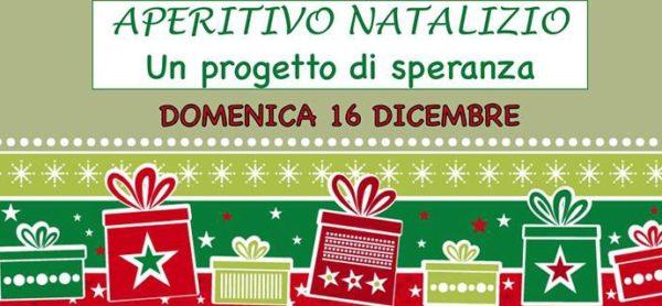 Apericena solidale: appuntamento domenica 16 dicembre!