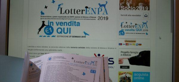 LotterENPA 2019: da oggi basta un click!