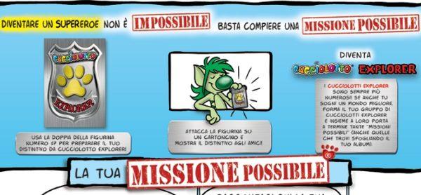 Missioni Possibili: i bambini protagonisti della raccolta Amici Cucciolotti 2019