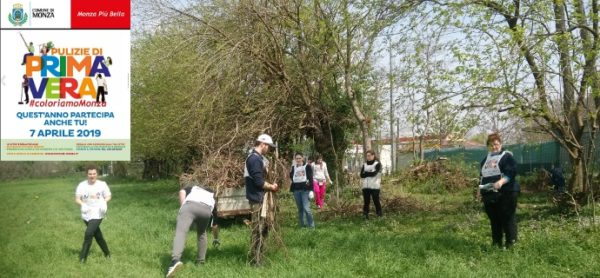 Domenica 7 aprile, Pulizie di Primavera: ENPA come sempre c'è!