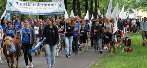 Marcia 4 Passi a 4 Zampe: rinvio al 2 giugno!