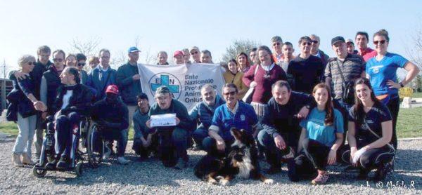 Il Gruppo Orizzonte in visita al nostro parco-rifugio