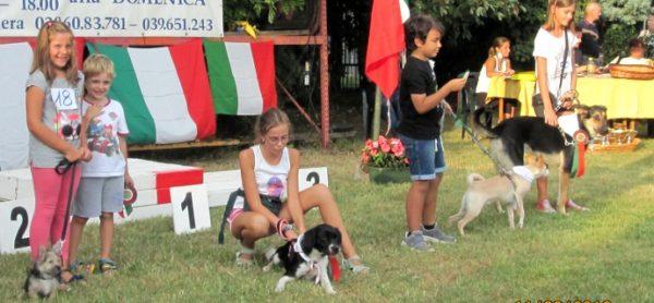 Domenica 19 maggio: Golden Dog del Molgora a quota 15!